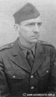 kapitan Franciszek Dąbrowski
