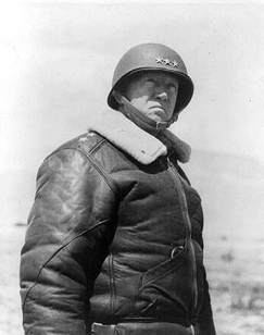 Generał George S. Patton, źródło: sonofthesouth.net