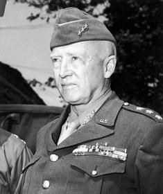 Generał George S. Patton, źródło: tywkiwdbi.blogspot.com