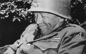 Generał George S. Patton, źródło: thechristiansolution.com
