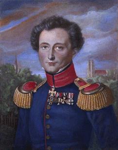 Carl von Clausewitz, źródło: wikipedia.org
